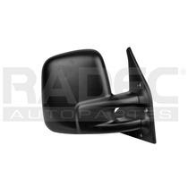 Espejo Volkswagen Eurovan 2001-2002-2003-2004 Manual Negro