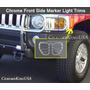 Cromos Hummer H3 Laterales De Cuartos De Super Lujo Sp0