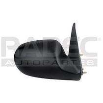 Espejo Nissan Sentra 2006 Manual Negro