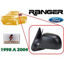 98-04 Ford Ranger Espejo Lateral Electrico Lado Izquierdo