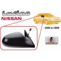 95-99 Nissan Lucino Espejo Lateral Electrico Lado Derecho