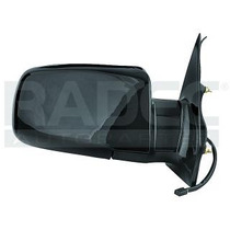 Espejo Chevrolet Astro 1998-1999-2000-2001-2002 Elec Negro