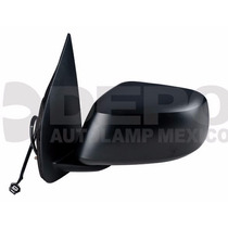 Espejo Nissan Pathfinder 2005-2012 Izquierdo Electrico Negro