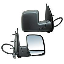 Espejo Ford Van 2003-2004-2005-2006-2007 Electric Doble Luna