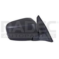 Espejo Mitsubishi L200 2007-2008-2009-2013 Manual Negro Der