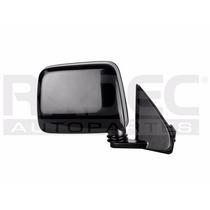 Espejo Nissan D21 94-08 D22 08-12 Manual Negro