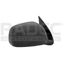 Espejo Toyota Hilux 2010-2011 Manual Negro