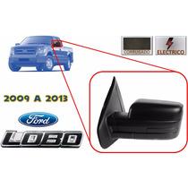 09-13 Ford Lobo Espejo Lateral Electrico Lado Izquierdo