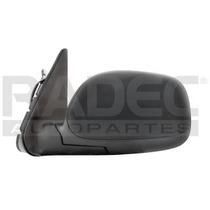 Espejo Toyota Tundra 2004-2005-2006 Doble Cab Elec Negro