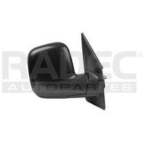 Espejo Volkswagen Eurovan 2009 Manual Negro