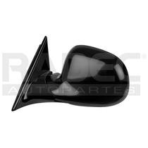 Espejo S-10/blazer/sonoma/bravada 95-97manual Negro Izq