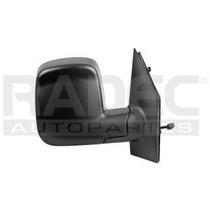 Espejo Chevrolet Express Van 2009-2010 Elect C/desem Negro