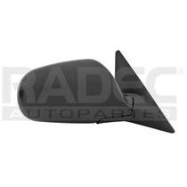 Espejo Honda Accord 1990-1991-1992-1993 Elec Negro