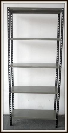 Estanteria metalica anaquel estante nuevo mega oferta - Estanteria metalica precio ...