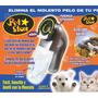 Aspiradora, Peine De Pelo Y Masaje Para Perros Gatos Mascota