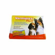 Desparasitante Vermiplex 10 Kg Perro