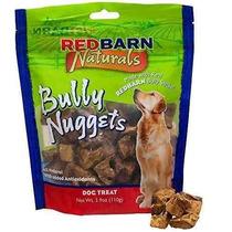 Desodorante Redbarn Naturals Bully Dog Treats Nuggets 2 Pac