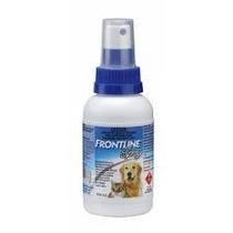 Spray Frontline Antipulgas Y Garrapatas 100ml Perro Gato