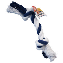 Hueso De Hilo Blanco/azul 30 Cm Au1