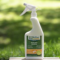 Ecokiller Repelente Orgánico Formulado Casa Y Jardin 600ml