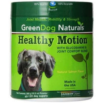 Suplemento Greendog Naturals Saludable Movimiento En Polvo,