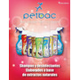 Shampoo Perro Petbac, 100% Mexicano Con Extractos Naturales
