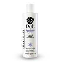 Shampoo Super Bright Jp Manto Azul Perro Gato