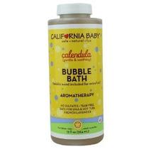 California Bebé Calendula Baño De Burbujas - 13 Oz