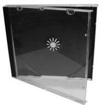 100 Estuche Caja Jewel Para Cd/dvd Excelente Calidad