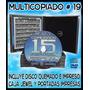 10 Discos Copiados E Impresos Con Caja Y Portadas En Couche