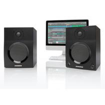 Monitores De Estudio Activos Bluetooth Samson Mediaone Bt5