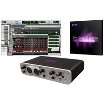 Avid Fast Track Duo Interface De Audio Con Protools Express