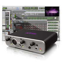 Avid Fast Track Solo Interface De Audio Con Protools Express
