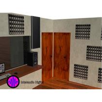 Aislamiento Sonido Puerta Acústica Anti Ruido Hazlo Tu Mismo