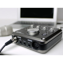 Tascam Us-322 Interface De Audio Cubase