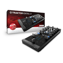 Native Instruments Traktor Kontrol Z1 22180 Dj Mix Interface