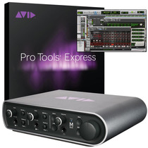 Avid Mbox 3 La Mejor Interface De Audio Con Protools Express