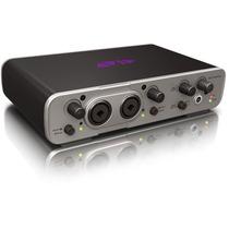 Interfaz De Audio Usb Y Ipad Fast Track Duo Avid
