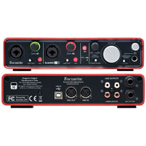 Focusrite Scarlett 2i4 Usb Interfaz Usb
