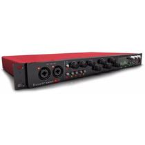 Interfaz De Audio Focusrite Scarlett 18i20 Nueva Buen Precio