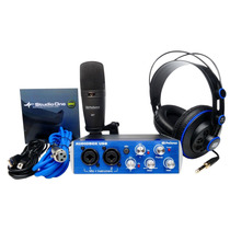 Presonus Audiobox Studio Paquete Completo Para Grabacion Pro