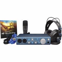Presonus Audiobox Itwo Studio Paquete De Grabacion