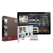 Procesadores Uad-2 Duo Core Tarjetas Pcie Universal Audio
