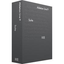 Ableton Live 9 Suite Software Producción Musical Educacional