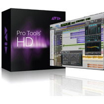 Pro Tools 10 Hd | Mac | Pc | Ultima Version No Requiere Ilok
