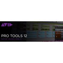 Avid Protools Hd 12 Ultimo 2016! Español Windows 7/8/8.1/10