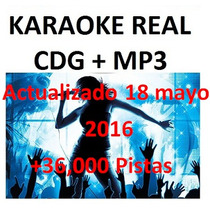 Mas De 50,000 Pistas Karaoke + Video Remixes + Programas