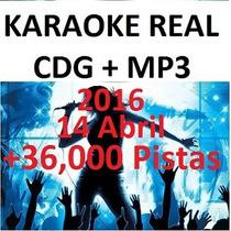 Karaoke +de 50gb En Pistas En Dvd