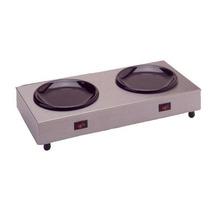 Plancha De Cocina Para Café Con Doble Calentador