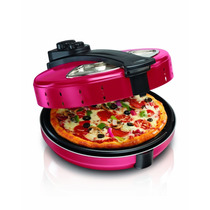 Horno Maquina Para Pizza De 30.4 Cm Hamilton Beach 1200w